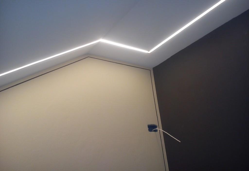 Controsoffitti pareti design cartongesso modena