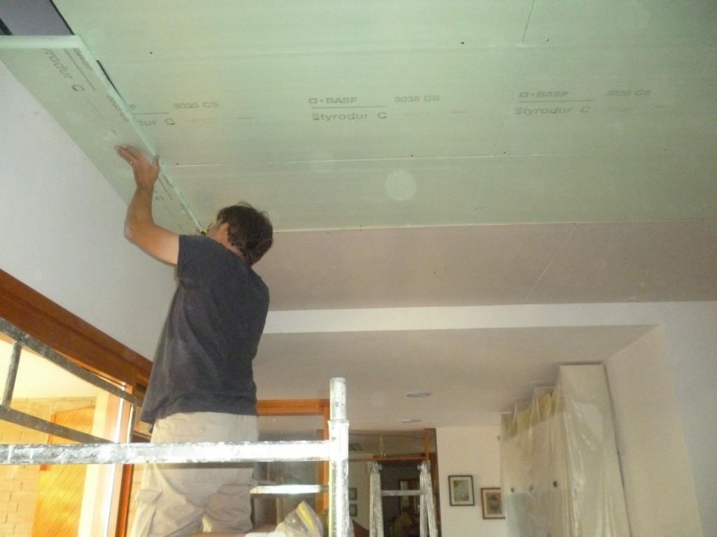 Materiali Per Coibentare Pareti Interne isolamenti di soffitti pareti interne modena e provincia